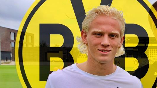 Kolbeinn Finnsson wechselt zu Borussia Dortmund.