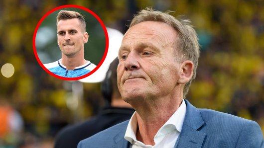 Die Dortmunder Klubführung beschäftigt sich wohl mit einem weiteren Transfer.