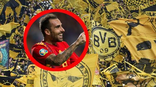 Bei Borussia Dortmund und in der spanischen Nationalelf trifft Paco Alcacer wie am Fließband.