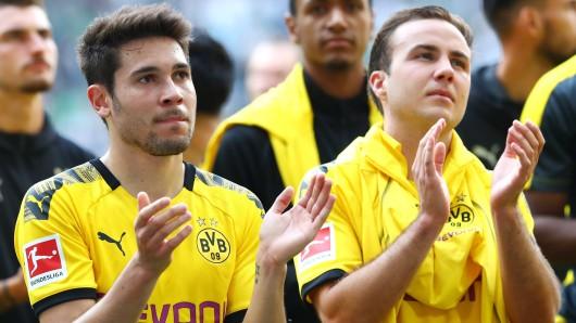 Raphael Guerreiro steht bei Borussia Dortmund vor einer Vertragsverlängerung.
