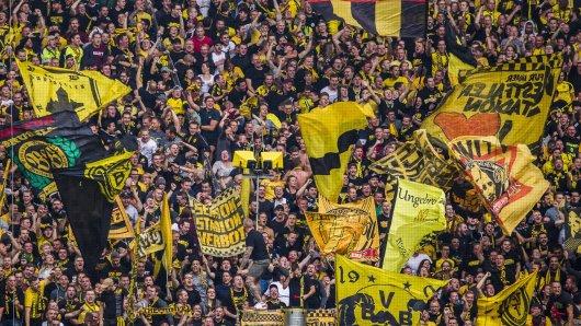 Borussia Dortmund ruft seine Fans zum Protest gegen eine Nazi-Kundgebung auf.