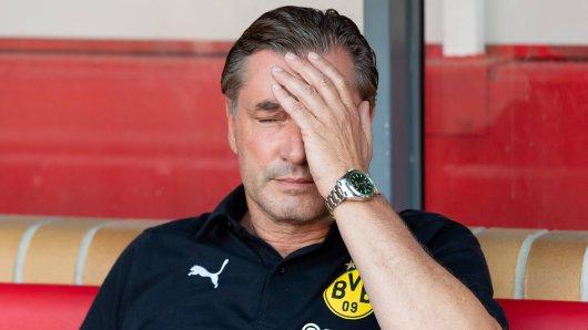 Michael Zorc und Borussia Dortmund hatten am vergangenen Spieltag eine bittere Pleite bei Union Berlin kassiert.