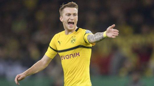 Die Berlin-Pleite von Borussia Dortmund war für Marco Reus zu lange Thema.