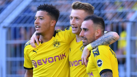 Borussia Dortmund - Bayer Leverkusen im Live-Ticker: Hier gibt's alle Infos!