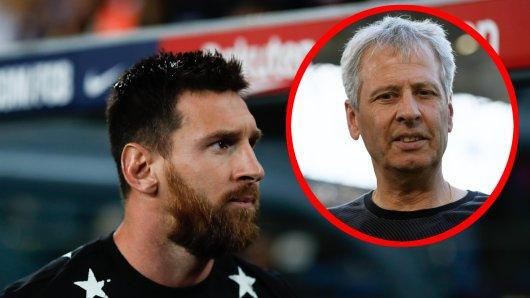 Kann Lionel Messi in Dortmund auflaufen?