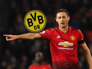 Hat Borussia Dortmund United-Star Nemanja Matic im Visier?