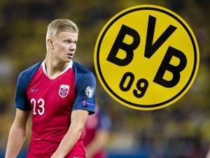 Borussia Dortmund jagt Erling Haaland, das norwegische Megatalent.