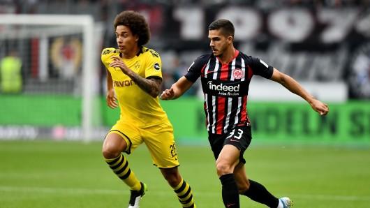 Borussia Dortmund holte in Frankfurt nur einen Punkt.