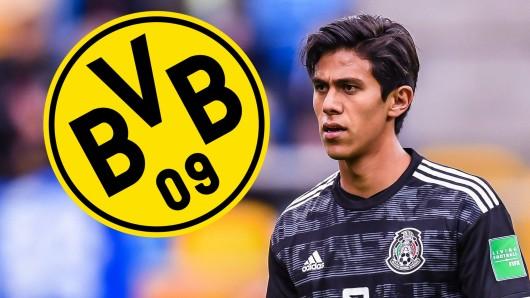 Borussia Dortmund hat angeblich Jose Macias im Visier.