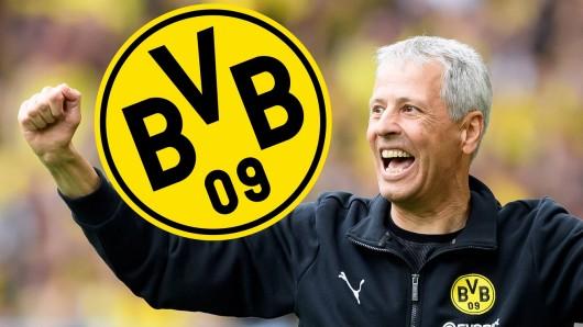 Bringt Lucien Favre den BVB in den kommenden Wochen zurück in die Erfolgsspur?