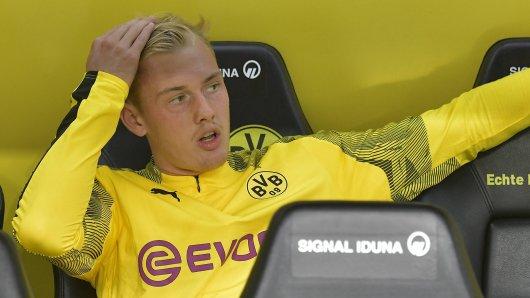 Julian Brandt saß bisher häufig auf der Bank.