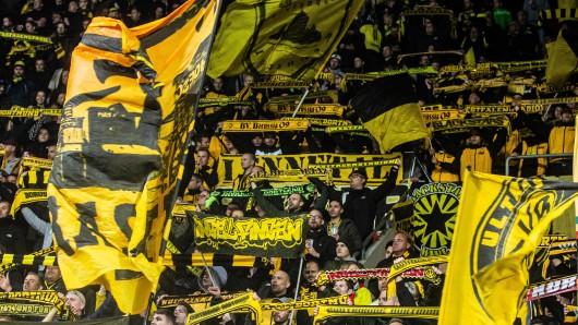 Borussia Dortmund wurde von der UEFA bestraft.