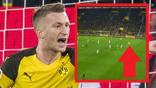 Beim Spiel zwischen Borussia Dortmund und Borussia Mönchengladbach stand der VAR mal wieder im Fokus.