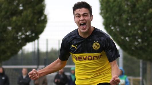 Giovanni Reyna verzückt bei Borussia Dortmund alle!