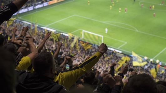 Borussia Dortmund könnte am Mittwoch einen historischen Zuschauer-Rekord knacken.