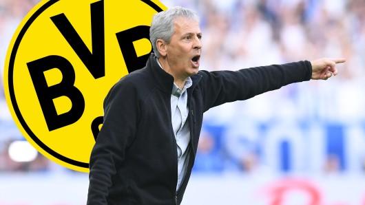 Lucien Favre, Trainer von Borussia Dortmund, benennt das dringlichste BVB-Problem.