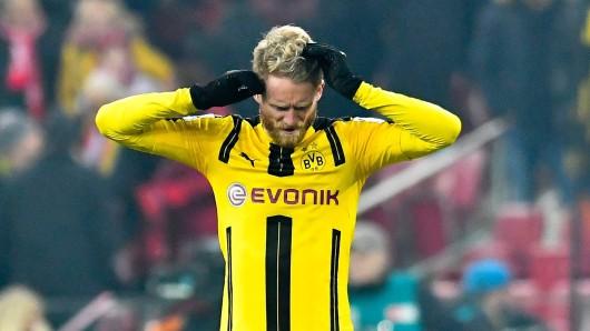 Teures Missverständnis: Bei Borussia Dortmund kam André Schürrle nie richtig an.