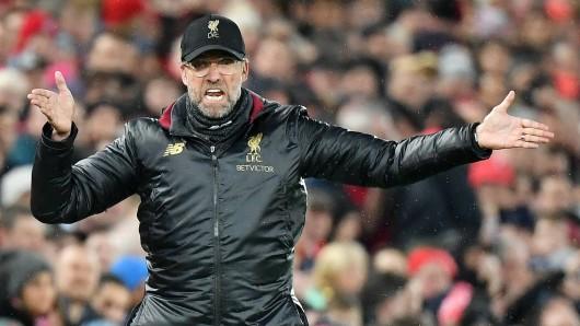 Jürgen Klopp, früherer Trainer von Borussia Dortmund, hat dem englischen League-Cup mit Boykott gedroht.