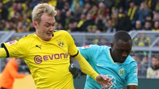 Borussia Dortmund - VfL Wolfsburg im Live-Ticker: Hier gibt's alle Infos!