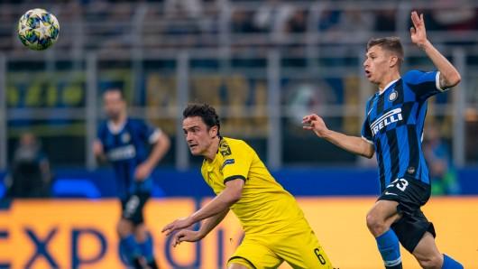 Gegen Inter Mailand braucht der BVB den Tempo-Fußball, den er in der zweiten Halbzeit gegen Wolfsburg zeigte.