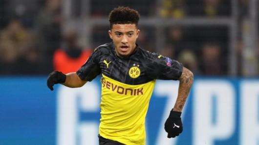 Wenn Jadon Sancho mit Borussia Dortmund in Bremen antritt, wird das Pokalspieel live im Free-TV gezeigt.