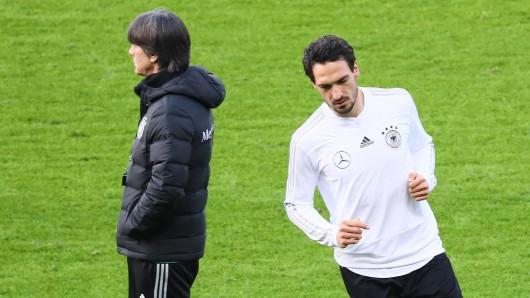 Mats Hummels, Abwehrstar von Borussia Dortmund, könnte zur EM in die Nationalmannschaft zurückkehren.