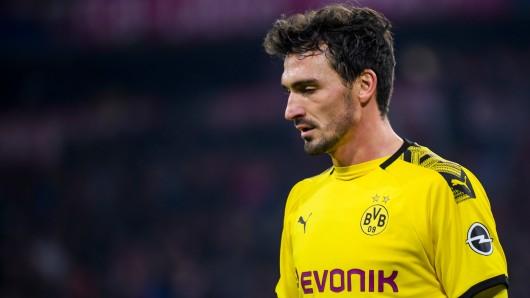 Mats Hummels kassierte mit Borussia Dortmund eine deftige Klatsche und wurde anschließend deutlich.