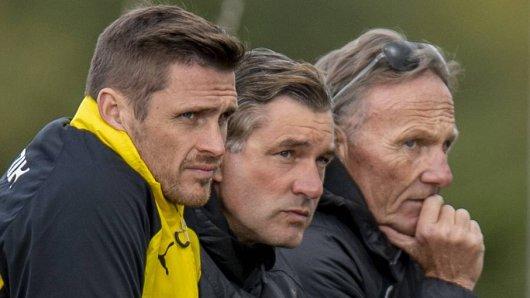 Die Verantwortlichen von Borussia Dortmund wollen im Winter einen neuen Stürmer verpflichten.