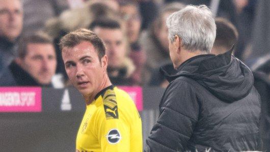 Kein Stammspieler mehr bei Borussia Dortmund: Was passiert mit Mario Götzes auslaufendem Vertrag?