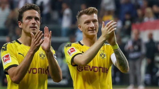 Schock bei Borussia Dortmund! Thomas Delaney (l.) hat sich schwer verletzt.