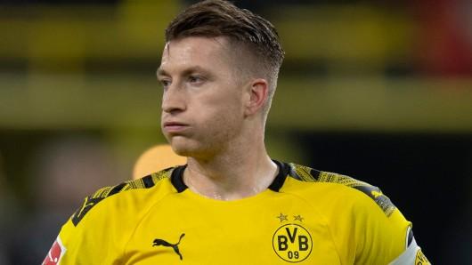 Marco Reus war nach dem 3:3 von Borussia Dortmund gegen Paderborn stinksauer.