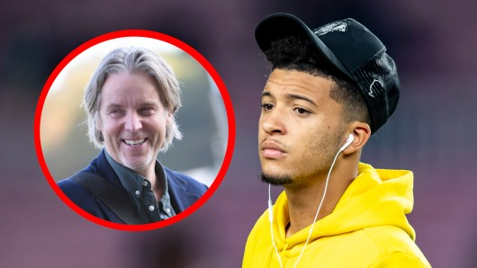 Jan Aage Fjörtoft will Details zum Sancho-Abgang bei Borussia Dortmund erfahren haben.