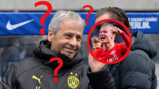 Holt Borussia Dortmund im Winter einen klassischen Mittelstürmer wie Erling Haaland?