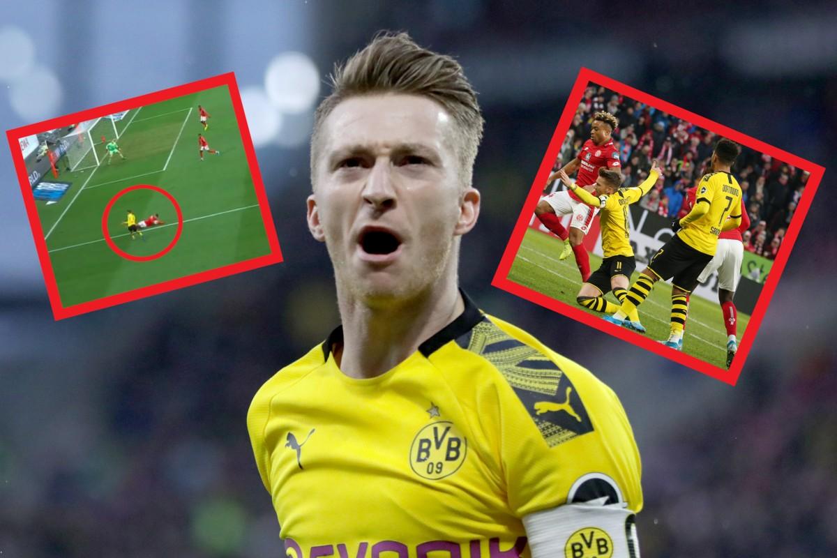 Borussia Dortmund Unglaubliche Szenen Ausraster Meine Fresse Derwesten De
