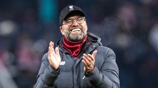 Sprortlich und finanziell läufts bei Ex-BVB-Trainer Jürgen Klopp.