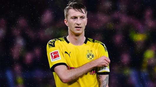 Marco Reus, Kapitän und Anführer von Borussia Dortmund, hat sich gegen Leipzig verletzt.