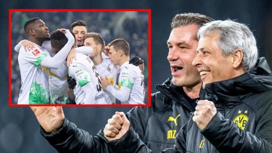 Wildert der BVB mal wieder bei Borussia Mönchengladbach?