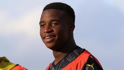 Wann debütiert BVB-Juwel Youssoufa Moukoko bei Borussia Dortmund? Etwa schon dieses Jahr?
