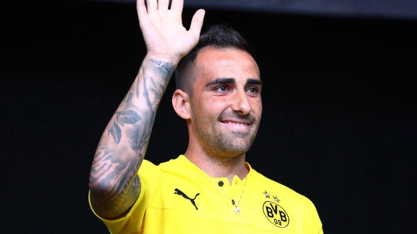 Bundesliga: Will BVB-Star Paco Alcacer SOFORT weg? Um diese riesige Ablöse geht es
