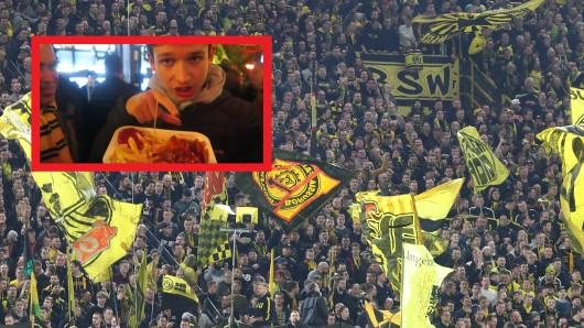 Ein englischer YouTube-Star besuchte das Heimspiel von Borussia Dortmund gegen RB Leipzig und kam zu einer deutlichen Erkenntnis.