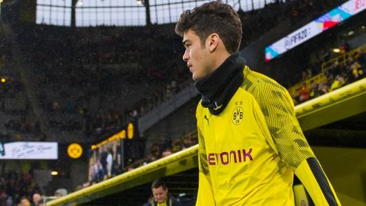 Giovanni Reyna könnte beim BVB kurz vor dem großen Durchbruch stehen.