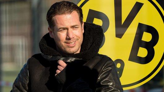 Lars Ricken, Nachwuchskoordinator von Borussia Dortmund, hat dem BVB die Dienste eines Juwels gesichert.