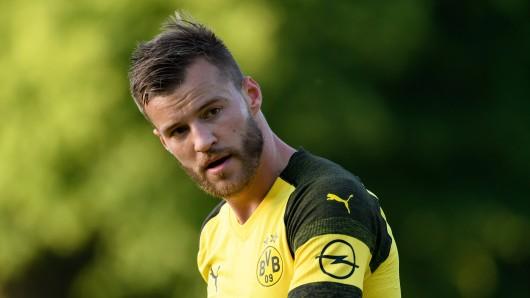 Lief für Borussia Dortmund 18 Mal in der Bundesliga auf: Andrey Yarmolenko.