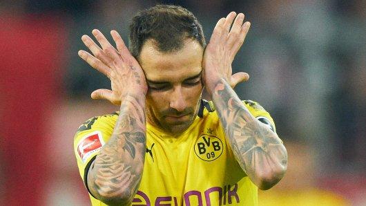 Paco Alcacer macht bei Borussia Dortmund eine schwierige Phase durch.