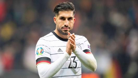 Emre Cans Wechsel zu Borussia Dortmund steht kurz bevor.