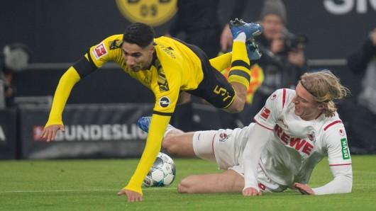 Bei Borussia Dortmund – 1. FC Köln gab es mal wieder Ärger um den Videobeweis.