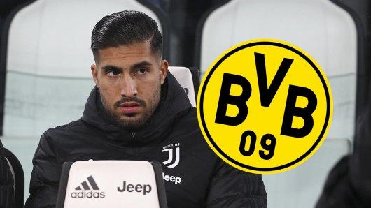 Emre Can steht wohl kurz vor einem Wechsel zu Borussia Dortmund.