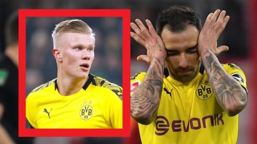 Erling Haaland ist bei Borussia Dortmund der neue Stürmerstar. Ereilt ihn ein ähnliches Schicksal wie Paco Alcacer?
