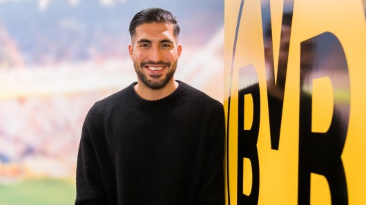 Perfekt! Emre Can wechselt zu Borussia Dortmund.