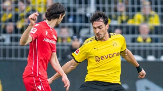 BVB Dortmund - Union Berlin im Live-Ticker: Ex-Kollegen im Duell – Hummels und Subotic.